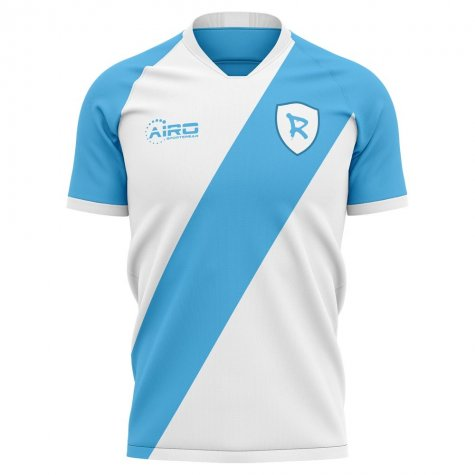 2020-2021 Rijeka Home Concept Football Shirt - Womens