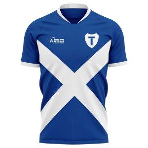 2020-2021 Tenerife Home Concept Football Shirt - Kids