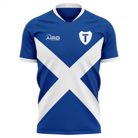 2020-2021 Tenerife Home Concept Football Shirt - Little Boys