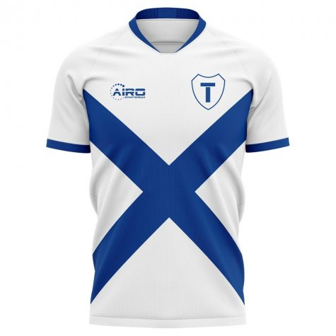 2020-2021 Tenerife Away Concept Football Shirt - Kids