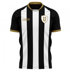 2020-2021 Udinese Home Concept Football Shirt - Little Boys