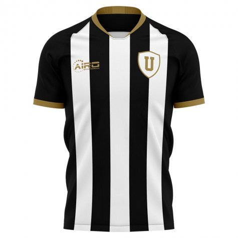 2020-2021 Udinese Home Concept Football Shirt