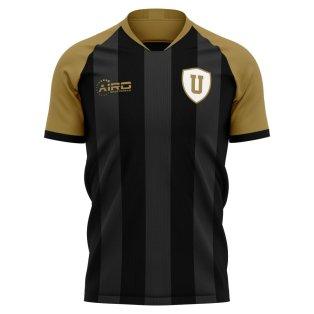 2019-2020 Udinese Away Concept Football Shirt