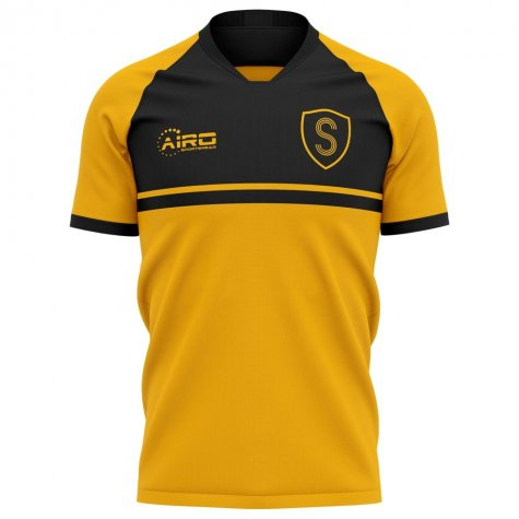 2020-2021 Sheriff Tiraspol Home Concept Football Shirt