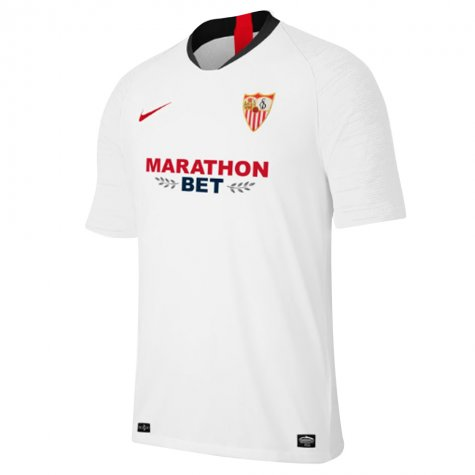 2019-2020 Sevilla Home Nike Football Shirt