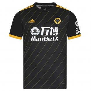 2019-2020 Wolves Away Football Shirt (Kids)
