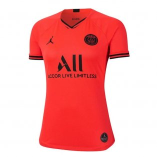 2019-2020 PSG Away Nike Womens Football Shirt