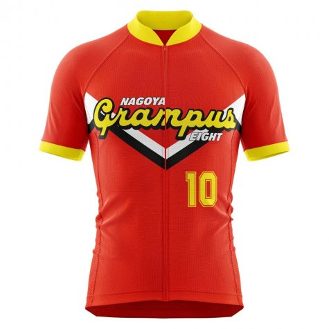 Nagoya Grampus Eight 1993 Concept Cycling Jersey