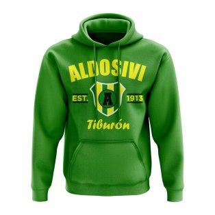 Aldosivi Established Football Hoody (Green)