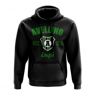 Avellino Established Football Hoody (Black)