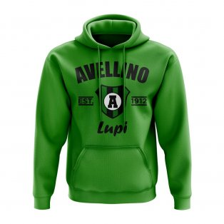 Avellino Established Football Hoody (Green)