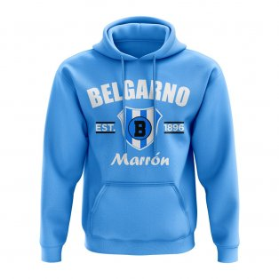 Club Atlético Belgrano Established Football Hoody (Sky)