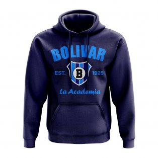 Bolivar Established Football Hoody (Navy)
