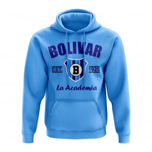 Bolivar Established Football Hoody (Sky)