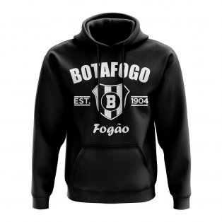 Botafogo Established Football Hoody (Black)