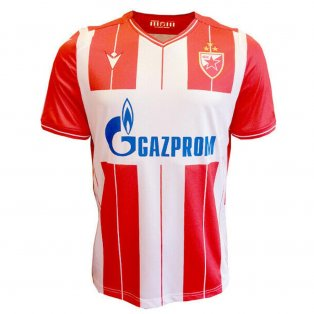 2019-2020 Red Star Belgrade Home Shirt