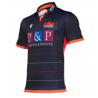 2019-2020 Edinburgh Home Pro Rugby Shirt