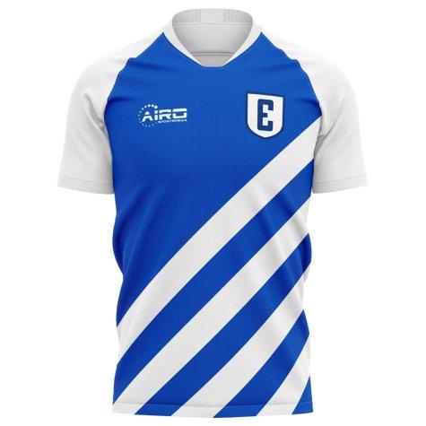 2019-2020 Espanyol Third Concept Football Shirt - Kids