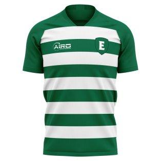 2019-2020 Eibar Away Concept Football Shirt