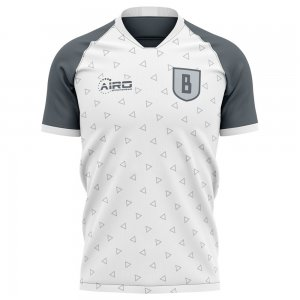 2020-2021 Bordeaux Away Concept Football Shirt - Womens
