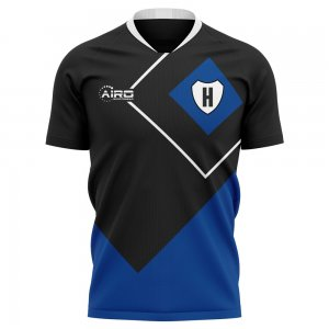 2019-2020 Hamburg Away Concept Football Shirt - Womens