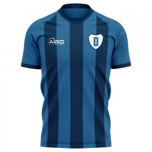 2020-2021 Djurgardens Home Concept Football Shirt