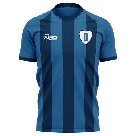 2020-2021 Djurgardens Home Concept Football Shirt - Kids