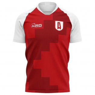 2020-2021 Antwerp Home Concept Football Shirt