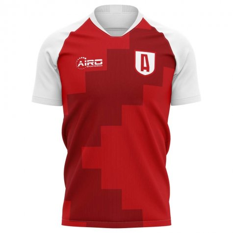 2020-2021 Antwerp Home Concept Football Shirt - Baby