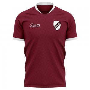 2020-2021 Rubin Kazan Home Concept Football Shirt