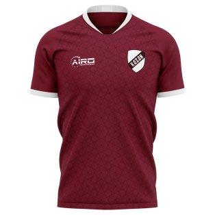 2019-2020 Rubin Kazan Home Concept Football Shirt