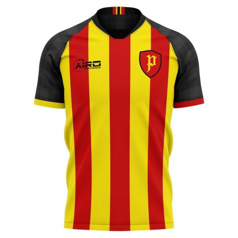 2020-2021 Partick Home Concept Football Shirt