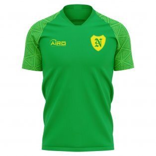 2019-2020 Norwich Away Concept Football Shirt - Womens