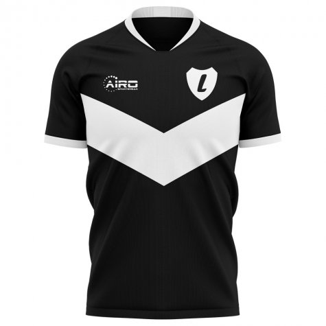 2019-2020 Lugano Home Concept Football Shirt - Womens