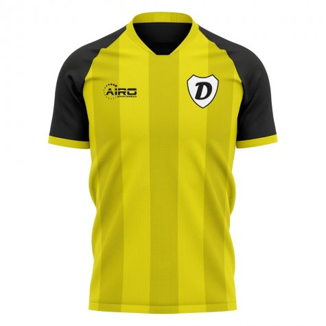 2019-2020 Dudelange Home Concept Football Shirt