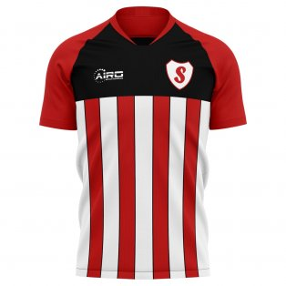 2019-2020 Southampton Home Concept Football Shirt - Baby