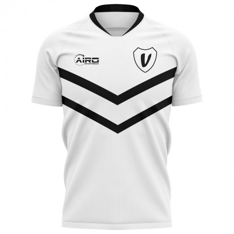 2019-2020 Vitoria de Guimaraes Home Concept Football Shirt - Kids