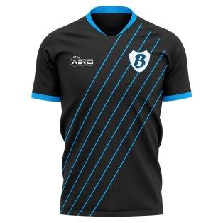2020-2021 Slovan Bratislava Third Concept Football Shirt
