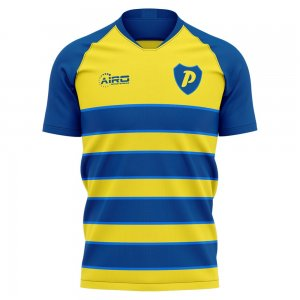 2019-2020 Parma Home Concept Football Shirt - Kids