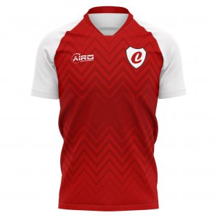 2020-2021 Charlton Home Concept Football Shirt
