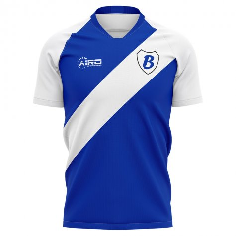 2020-2021 Birmingham Home Concept Football Shirt - Little Boys