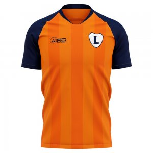 2020-2021 Luton Home Concept Football Shirt - Little Boys