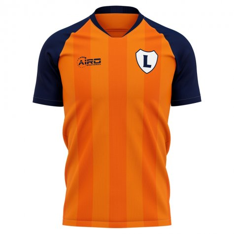 2020-2021 Luton Home Concept Football Shirt - Womens