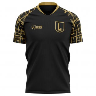 2020-2021 Los Angeles Third Concept Football Shirt