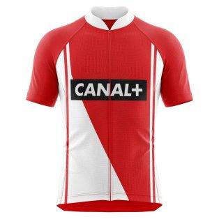Monaco 1990s Concept Cycling Jersey