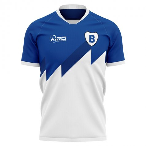 2020-2021 Bury Home Concept Football Shirt - Baby