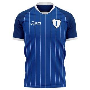 2020-2021 Ipswich Home Concept Football Shirt
