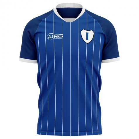 2019-2020 Ipswich Home Concept Football Shirt - Little Boys
