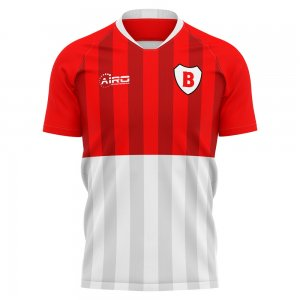 2020-2021 Barnsley Home Concept Football Shirt - Kids