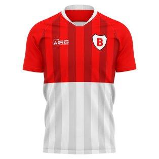 2019-2020 Barnsley Home Concept Football Shirt